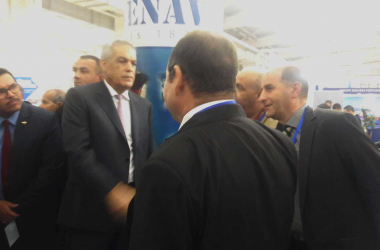 Ouverture du Salon International du Transport et de la logistique  (21 au 24 /11/2016